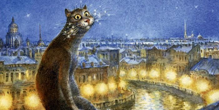 Кошка и флейта Про освоение нового и движение к цели