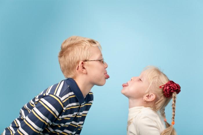 Поддразнивание у детей