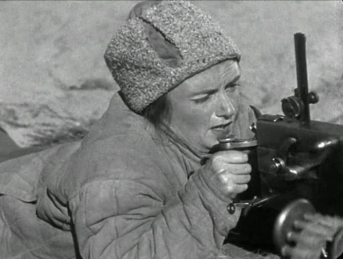 Судьба женщины в советском кино