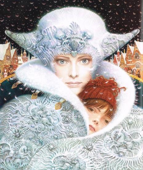 Ловушки и последствия псевдолюбви на примере сказки Андерсена Снежная королева Ловушка 1