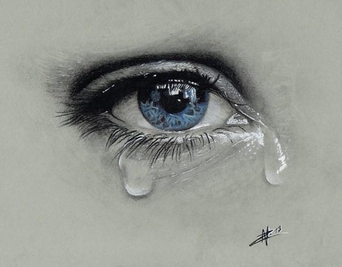 живность слезы на бумаге картинки домашней обязанностью