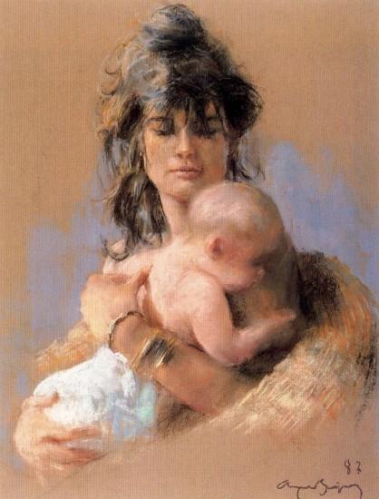 Эссе по работе М Кляйн О наблюдении за поведением младенцев