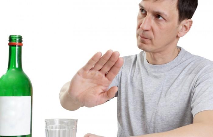 Паническая атака и спонтанный отказ от алкоголя