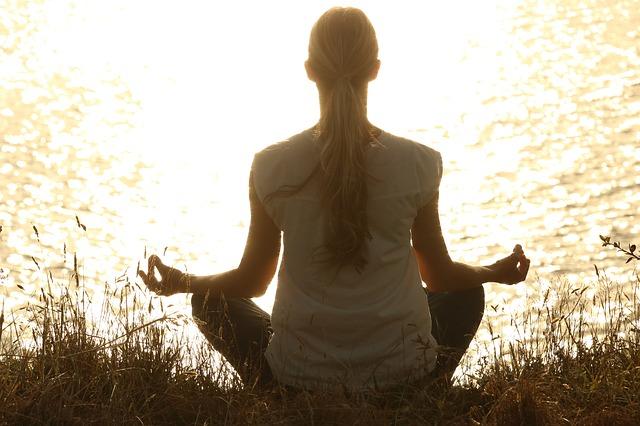 Как медитация помогает решать проблемы