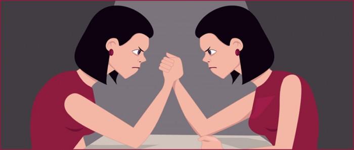 Самосаботаж как победить врага внутри себя