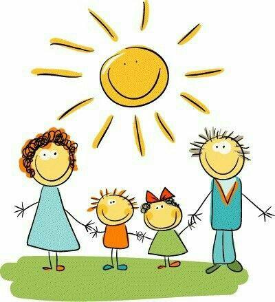 Арт-терапия для ребенка в домашних условиях. Рисунок семьи.