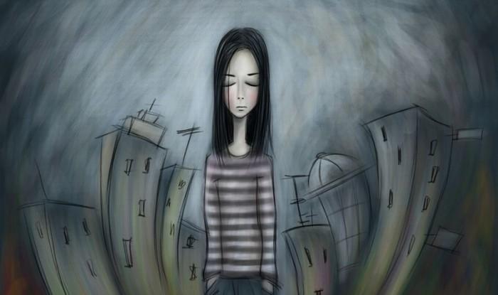 Депрессия и крушение картины мира