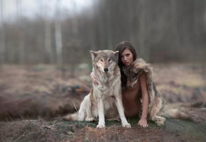 Волчица Женское начало