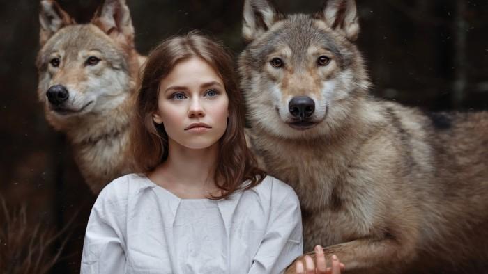Волчица. Женское начало (3)