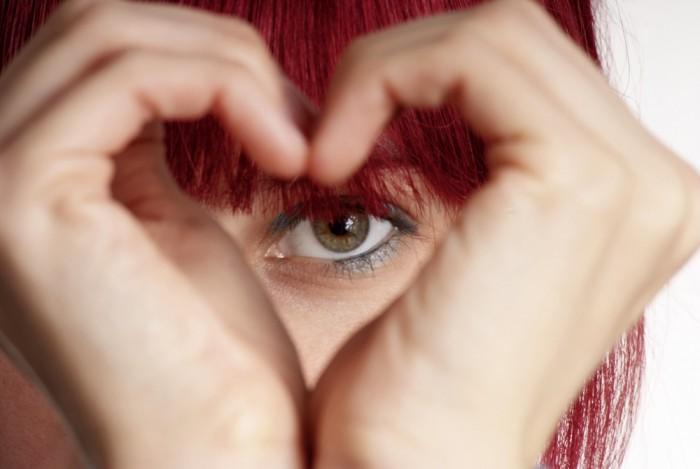 Психологическое упражнение Глазами своего сердца