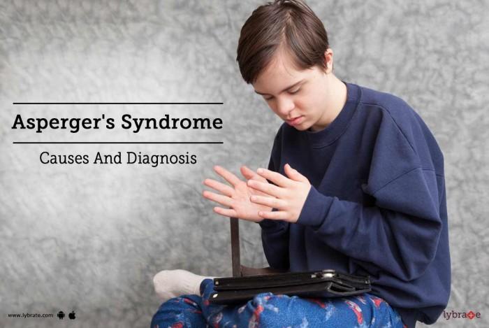 Синдром Аспергера.