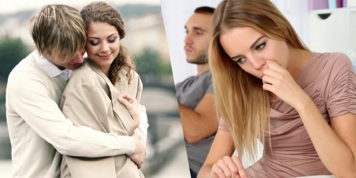 Динамика отношений в супружеских парах