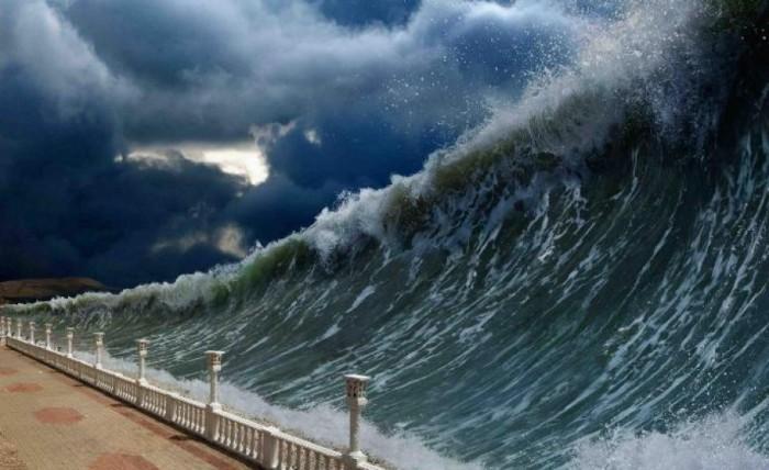 Когда снится бушующий океан Пример одного сна