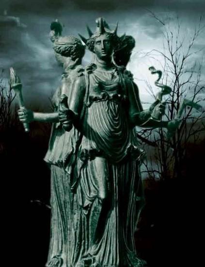 Пробуждение: Ведьма. Архетип. Его уроки и дары.