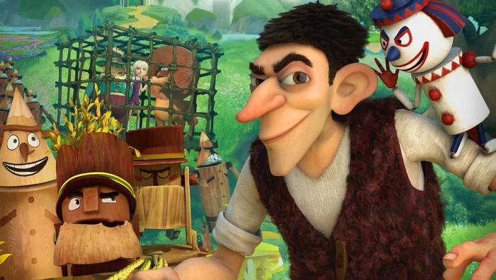 Урфин Джюс и его деревянные солдаты Сказочная метафора