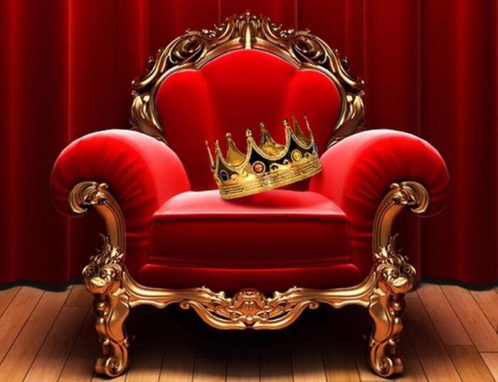 королевский трон гифка общепита снялись для