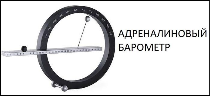 Психотехника Адреналиновый барометр  Новый дизайн управления реальностью Продолжение