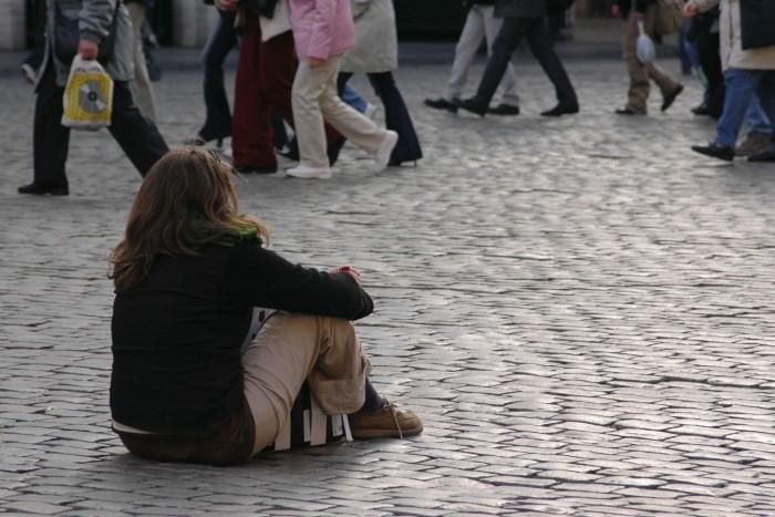 Одиночество травматика 2 Мы чужие на этом празднике жизни