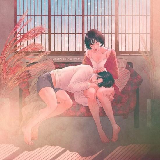 Выйти сухим из отношений (7)