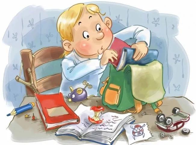 Детские страхи в начале школьного пути (6)