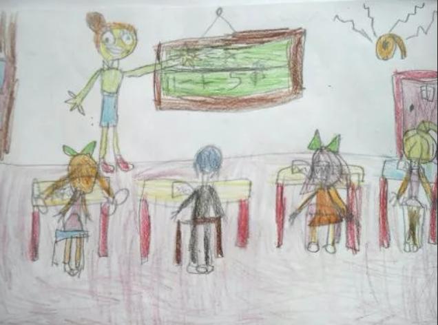 Детские страхи в начале школьного пути (7)