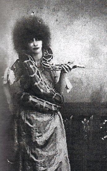 Больше, чем ведьма: демоническая женщина (10)