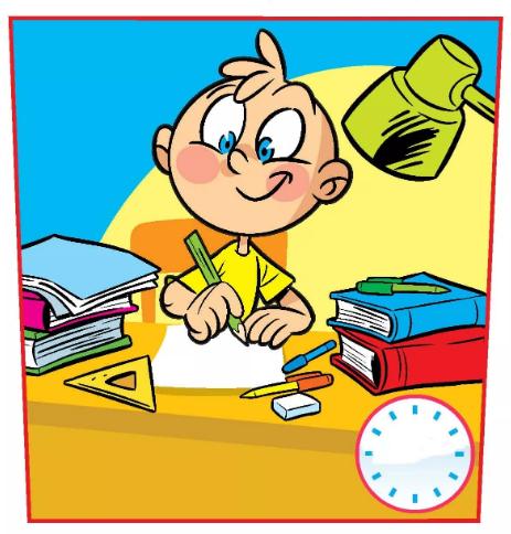 Как помочь ребенку самостоятельно выполнять домашние задания. Часть 1 (8)