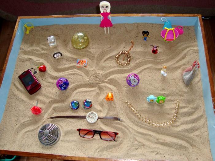 Песочная терапия Я хочу чудо