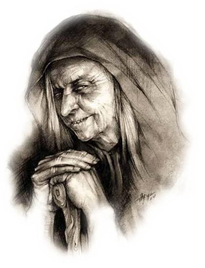 Старуха (9)