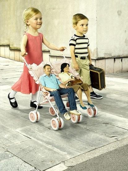 Что будет, если поменять детско-родительские и супружеские отношения местами? (4)