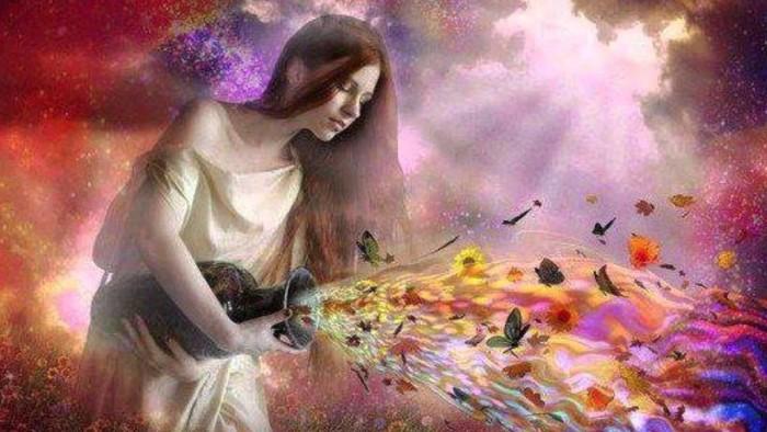 Как расстаться с Прошлым, чтобы освободить место Будущему? Или Магическая уборка Души. (14)