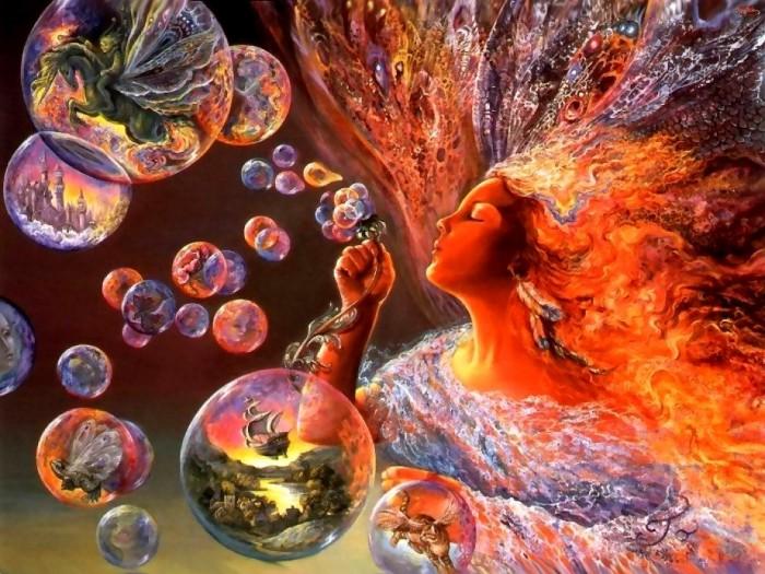 Как расстаться с Прошлым, чтобы освободить место Будущему? Или Магическая уборка Души. (15)