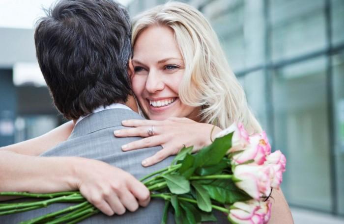 Дают ли реальное преимущество цветы на свидании? (2)
