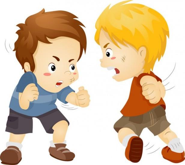 Реб нок дер тся в детском саду что делать и стоит ли беспокоиться