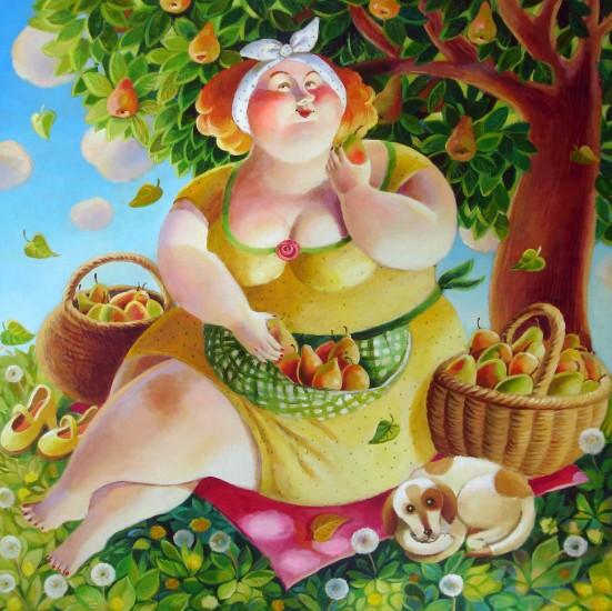 Пищевое поведение не расстраивается (5)