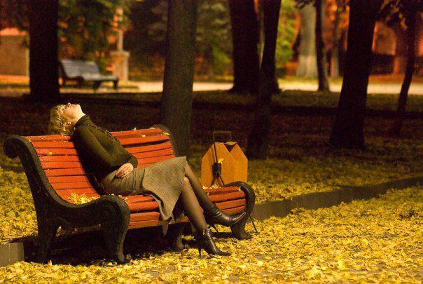 Осенняя хандра  сезонный недуг