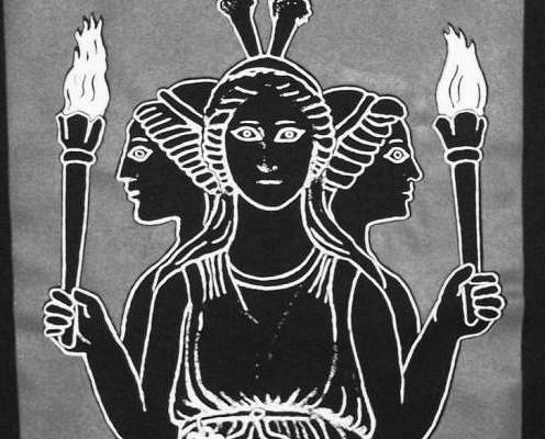 Геката - тень Великой Матери (2)