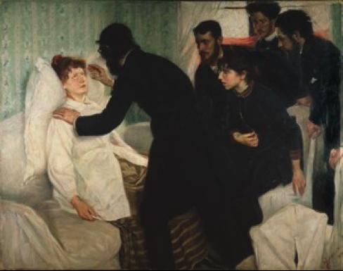 Школы психотерапии. 2. Гипноз в XIX веке. (4)