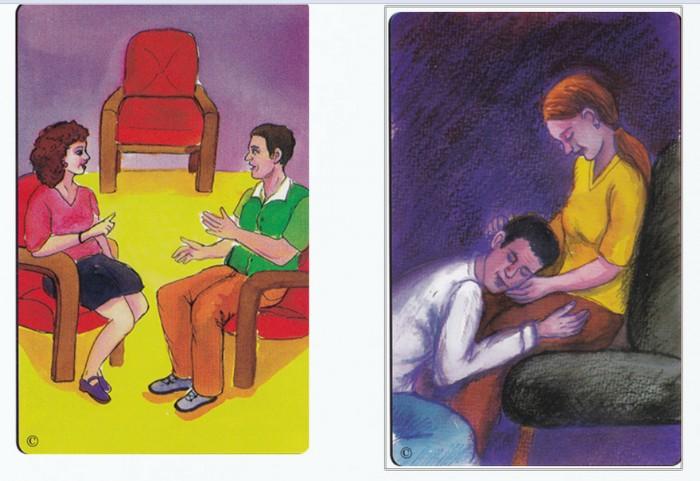 Две карты МАК о ваших отношениях с Васей/Мойшей/Абдуллой, иже с ними Будулаем! (7)