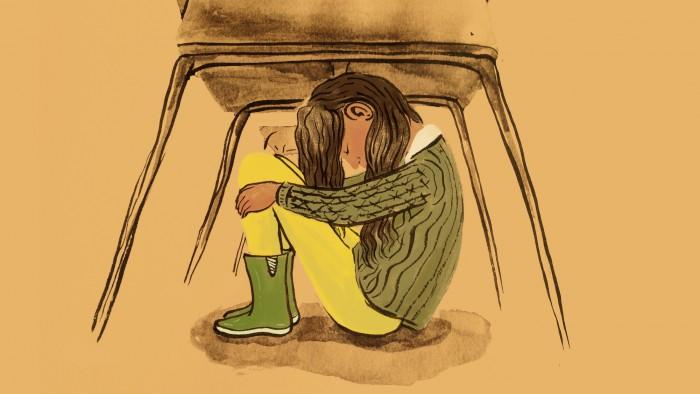 социофобия или социльно-тревожное расстройство (15)