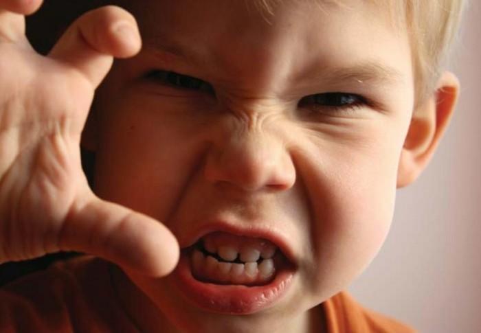 Ребенок злится что делать