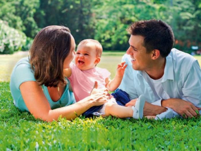Дети и отношения между супругами