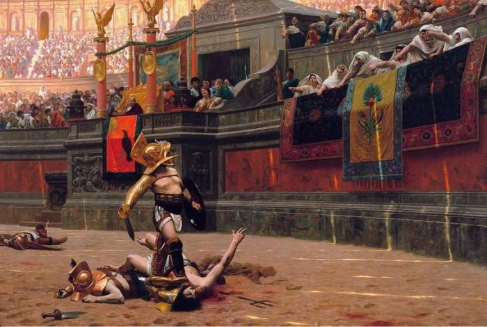 Роль насилия в художественном творчестве