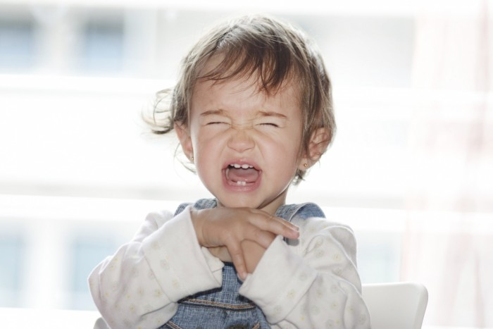 Сердитый ребенок не плохой ребенок