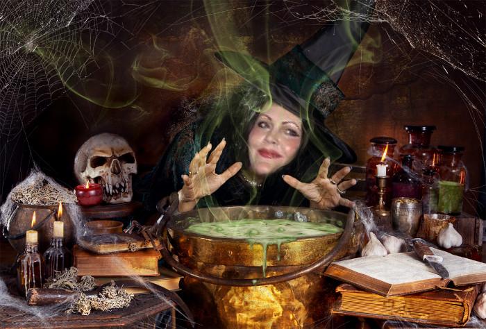 Я  ведьма или эффект плацебо