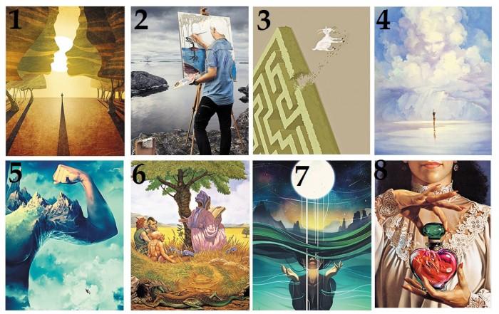 Как отпустить прошлое? Метафорические карты. Практикум, часть 57. (4)