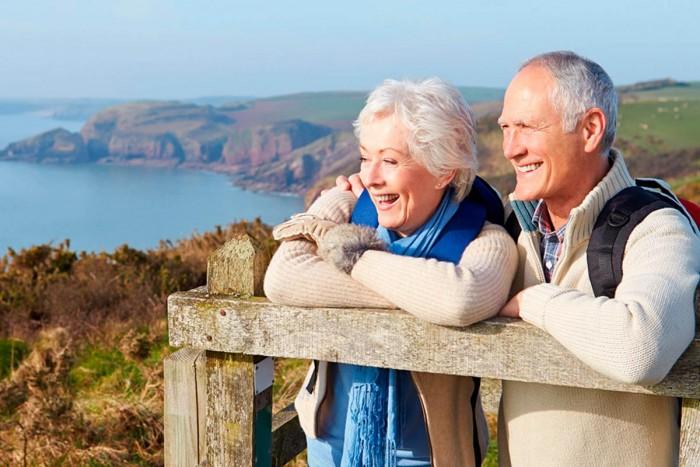 Почему женщинам старше сорока легче найти свое счастье за рубежом