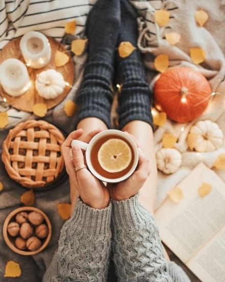 Осенняя хандра  9 шагов для поднятия настроения