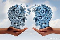 """Развиваем мозг. Упражнение """" Наперстки """" . (4)"""