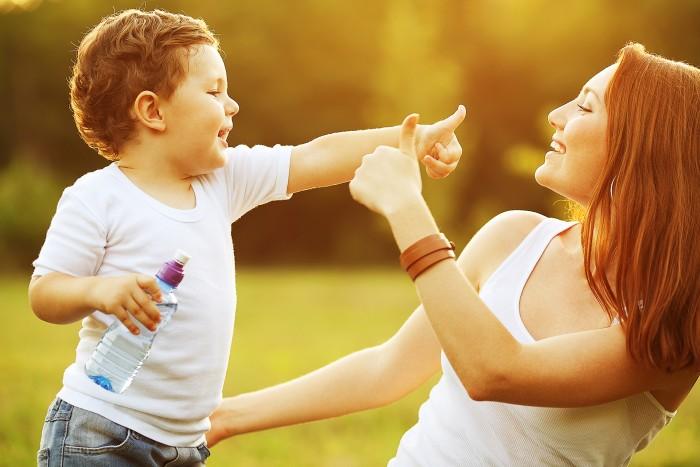 Потребность в любви, принадлежности и уважении у ребенка. (4)